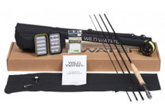 Wild Water – Fly Fishing Rod Combo
