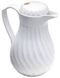 Coffee Server – White Insulated