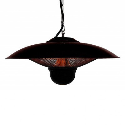 outdoor ceiling electric patio heater picture 2