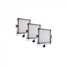 F&V K4000S Bi-Color LED Studio Panel | 3-Light Kit