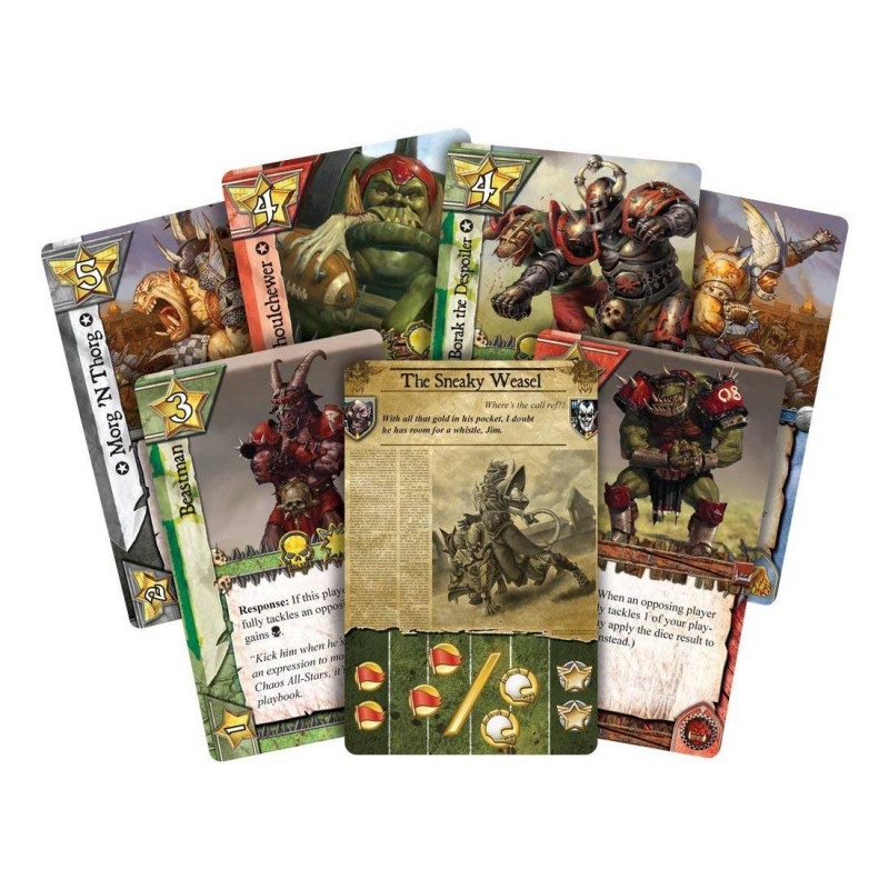 Blood Bowl - Team Manager The Card Game