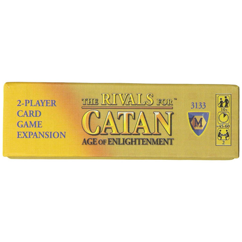 The Rivals for Catan - Age of Enlightenment