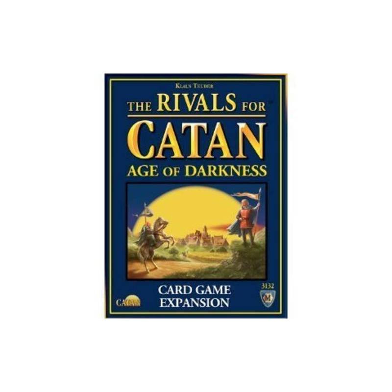 The Rivals for Catan - Age of Darkness