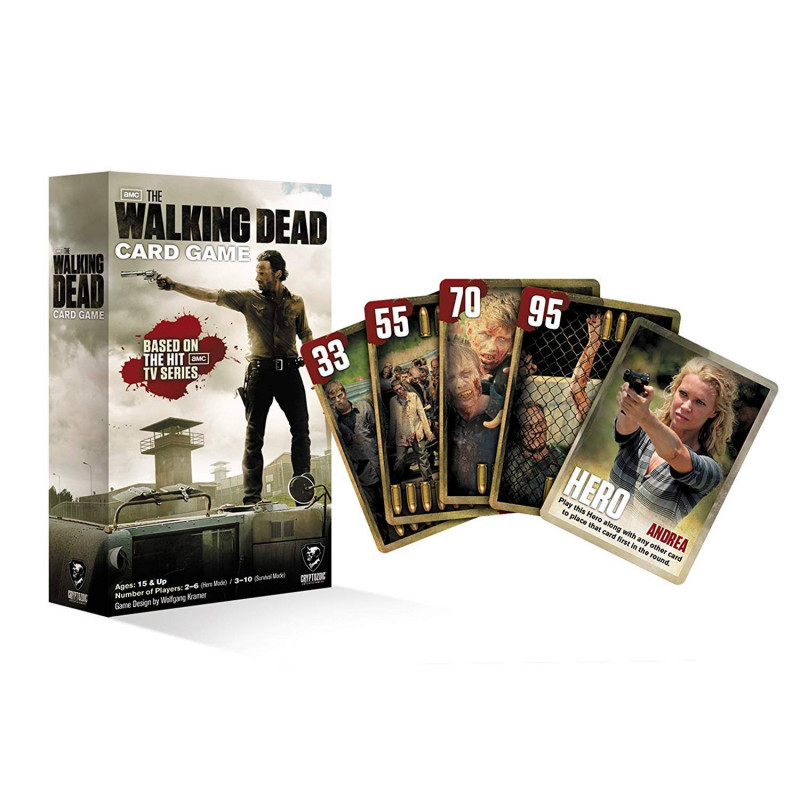 the walking dead card game-1