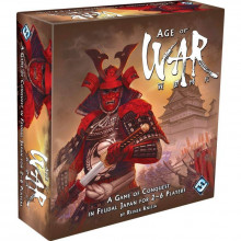 AGE War - A game of conquest in feudal Japan for 2-6 Players