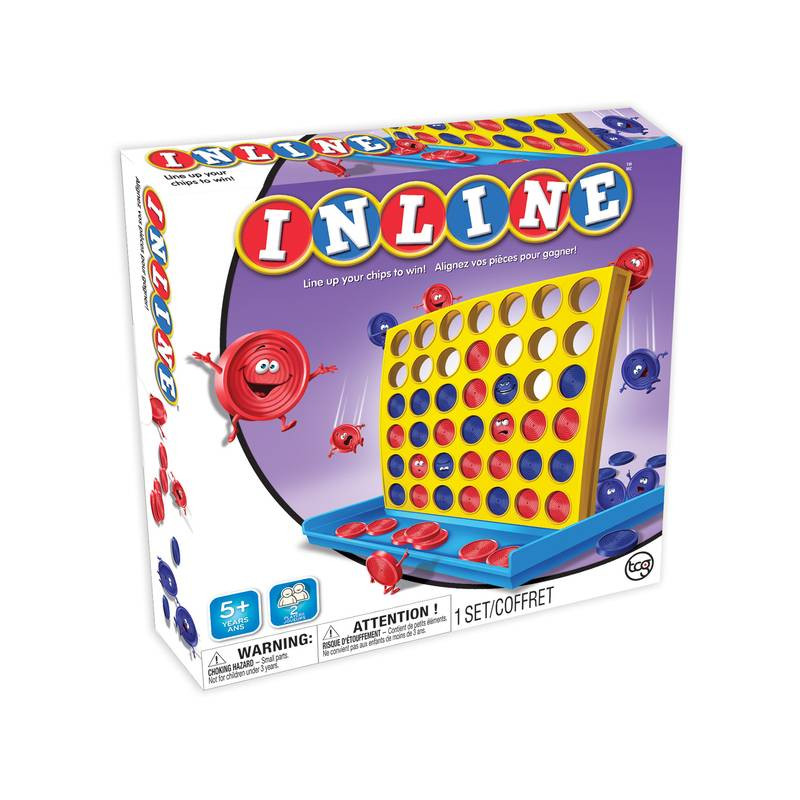 Inline - Connect Four