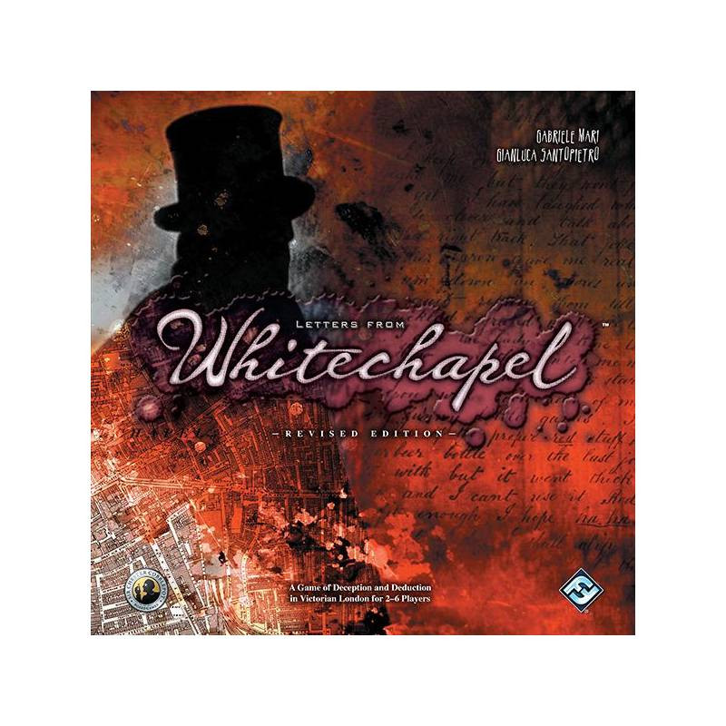Letters from Whitechapel - Revised Edition