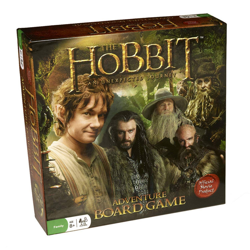 The Hobbit An Unexpected Journey - Board Game