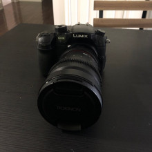Lumix GH4 Panasonic - camera