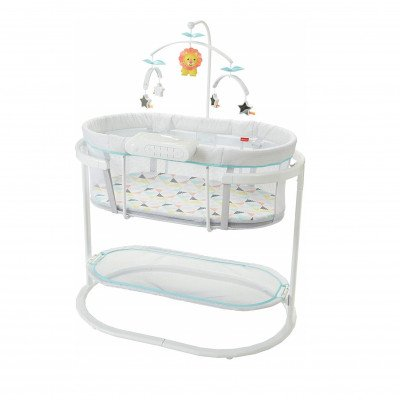 soothing motions bassinet