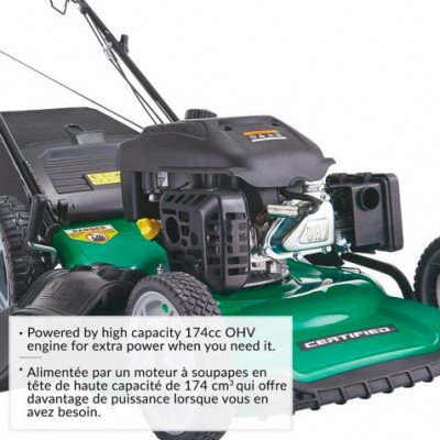 self-propelled lawnmower-1