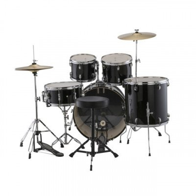 ludwig accent drive 5-piece drum kit-2