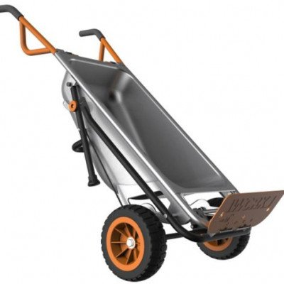 worx aerocart wheelbarrow-1