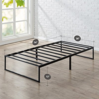 twin bed frame-1