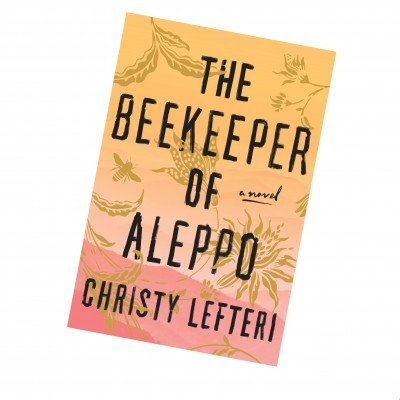 the bookkeeper of aleppo by christy lefteri