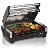 stainless steel indoor flavor searing grill