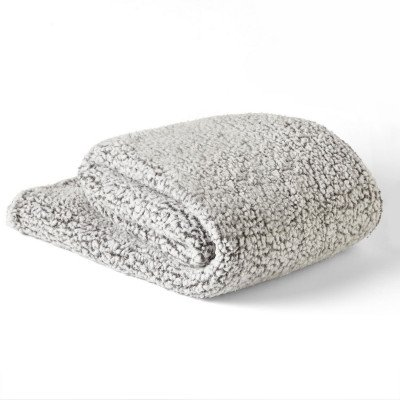sherpa grey throw-1