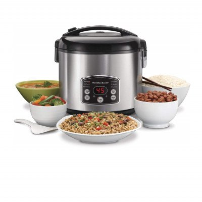 rice cooker and food steamer-3