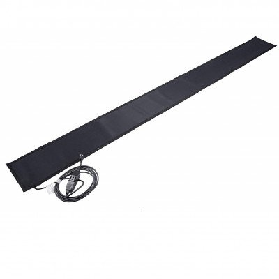 residential snow melting heated walkway mat