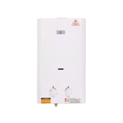 propane gas portable tankless water heater
