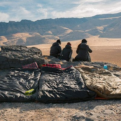 comfortable sleeping bag for camping picture 2