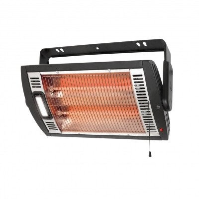 overhead quartz radiant electric heater picture 1