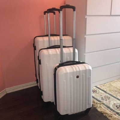 luggage set - swiss gear