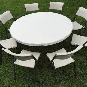 """Round tables 60"""""""