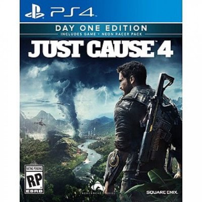 just cause 4 - ps4 game