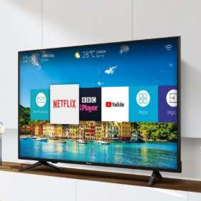"Hisense 55"" 4K smart led tv"