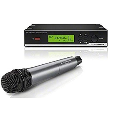 Microphone - wireless - sennheiser em 10