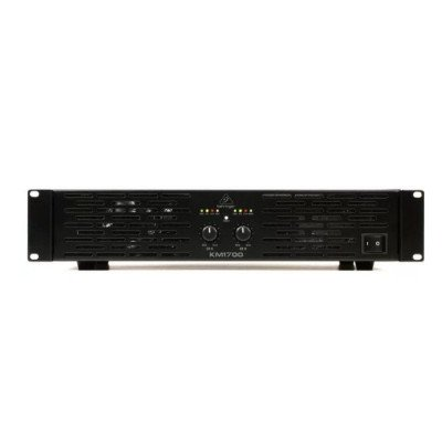 stereo power Amplifier - Behringer KM1700 picture 1