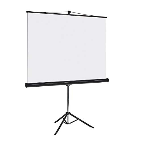 Tripod Screen (6ft) - Projection Screen - 70x70