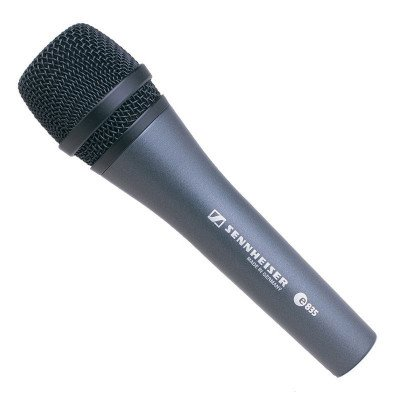 Wired Mic - Sennheiser e835 picture 1