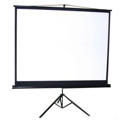 Projector Screen (7ft) - Projection Screen - 84x84 picture 1