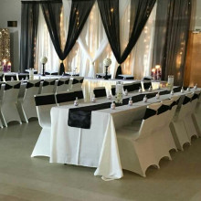 Table linens - ivory