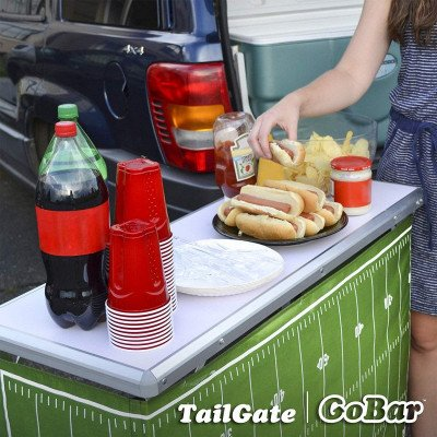 portable high top party bar picture 3