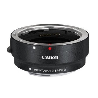 Canon Mount Adapter EF EOS M picture 1