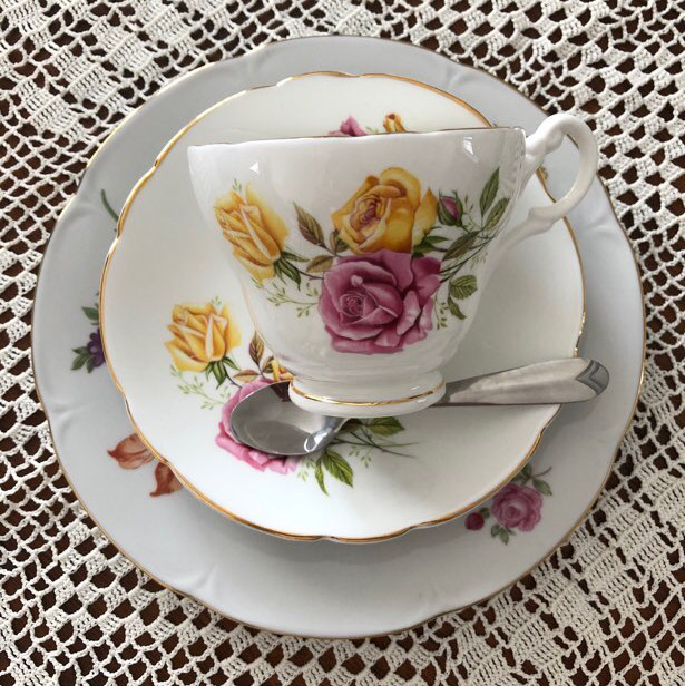 Fine china Tea party package