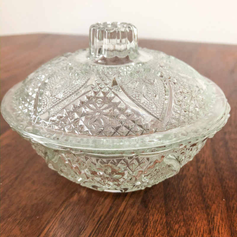 Vintage candy/ condiment dishes