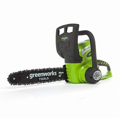cordless electric chainsaw picture 2