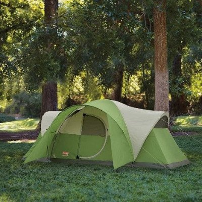 8-person tent for camping picture 2