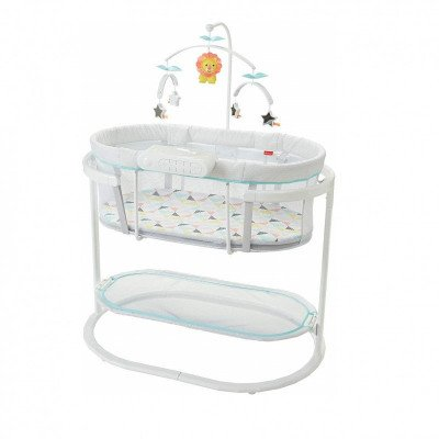 Soothing Motions Bassinet picture 1