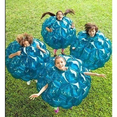wearable inflatable bumper balls picture 2