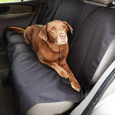 Waterproof pet Car Back Bench Seat picture 1