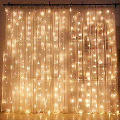 waterfall string lights picture 2