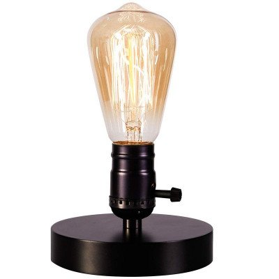 vintage table lamp base picture 1