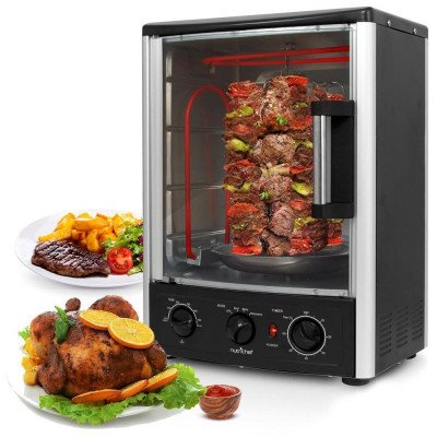 upgraded multi-function rotisserie oven picture 1