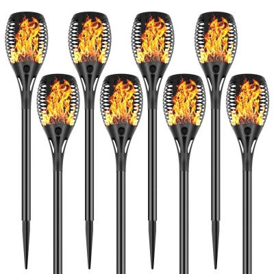 torch light with flickering flame picture 2