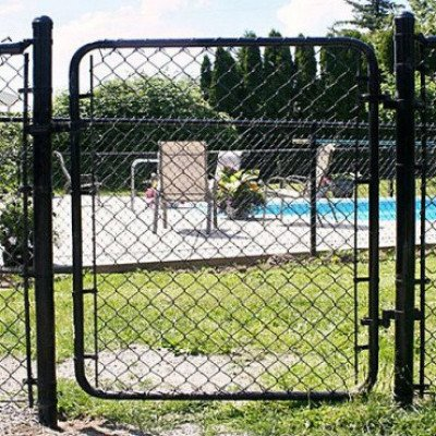 Chain Link Gate picture 1